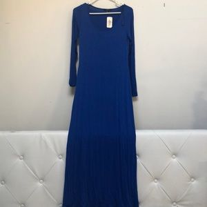 Forever 21 Royal Blue Summer Dress